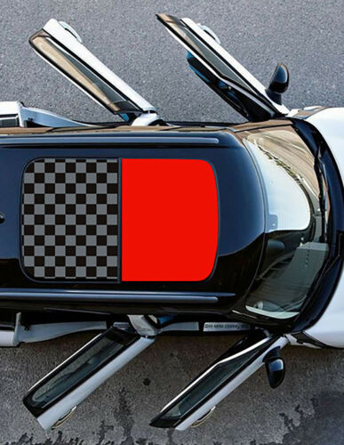 Mini Cooper Clubman R55 Moonsun Roof Graphics Decor Sticker Decal Union Jack