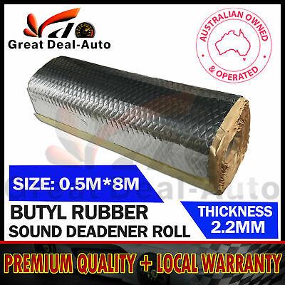 Car Insulation 182 Sqft Thermal Sound Deadener Block Automotive Heat /& Sound