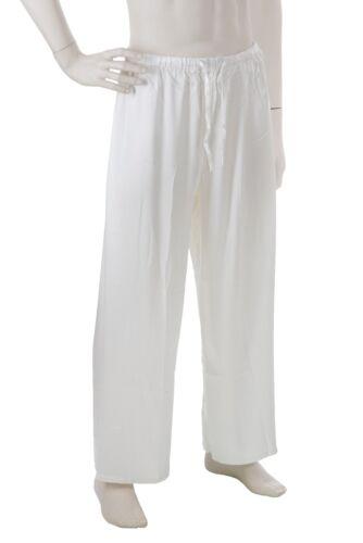 Superior Naturals 100/% soie relaxhose Weiss S pyjamahose Pantalon