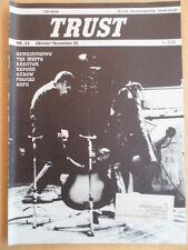 TRUST Nr. 54 - 1995 The Wuffs Kreator Oxbow Fugazi SNFU Simuninasiwo Kepone