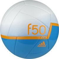 Adidas F 50 Xite 2014 Soccer Ball Ii Brand White / Blue / Orange