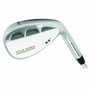 AGXGOLF-MENS-RIGHT-HAND-64-DEGREE-WEDGE-STAINLESS-STEEL-SOFT-FACE-REGULAR-LENGTH