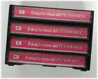 Il Magico Tocco del Pianoforte - Cofanetto di 4 Cassette - 4 Cassettes Case