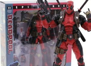NECA-Deadpool-Ultimate-For-Collector-Epic-Marvel-PVC-Action-Figure-Collectibles