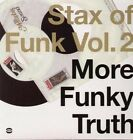 Stax of Funk 2 More Funky Truth 0029667515016 by Various Vinyl Album