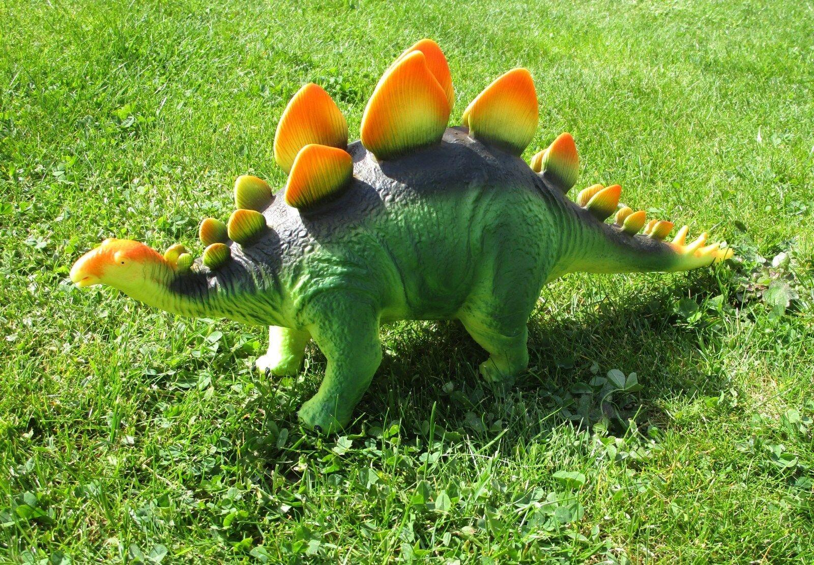 XXL Dinosaurier 5er set Dinos Figur Stegosaurus und mehr Knautsch Tiere 30180