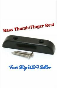Vintage Style Thumbrest Thumb Rest for Precision//Jazz//Mustang Bass® AP-0621-023