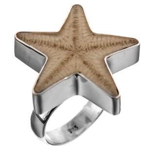 4aed6e6c7bf1 La imagen se está cargando Original-Estrella-de-Mar-Mar-Estrella-Anillo-de-