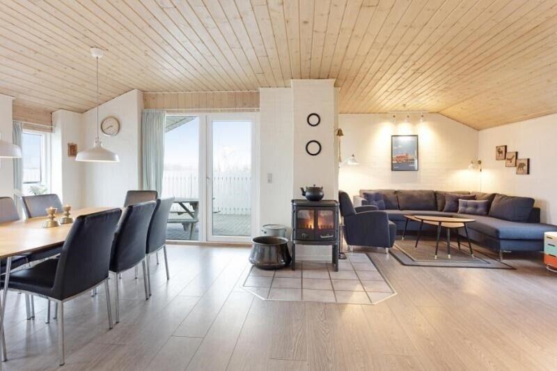 Luksussommerhus, Årgab, sovepladser 8