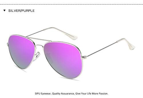Fashion Brand Designer Sunglasses Men Vintage Pilot Sunglasses Men Women Metal