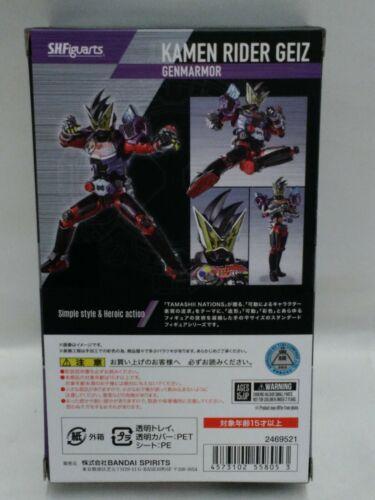 NEW Bandai Tamashii Web S.H.Figuarts KAMEN RIDER GEIZ GENMARMOR from Japan F//S