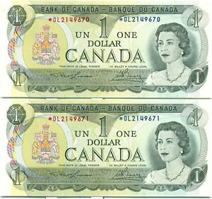 Canada-1973-Banknote-Pair-OL2149670-1-Choice-Unc-Catalogues-1075