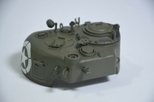 RC 1:24 1//24 VS Tank M4 SHERMAN AIRSOFT UPPER Turret A03102544 VSTANK PRO PART