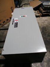 Asco Series 386 Non Automatic Transfer Switch E00386a30260c10c 260a 3ph Used