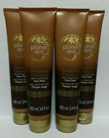 Avon Planet Spa Pampering Chocolate Face Mask W/ Cocoa Extract (lot Of 4)