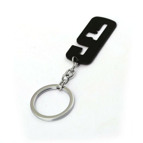 Keychain Rainbow Six Number 6 Game MI6 Mission Impossible 6 Fallout Movie Chain