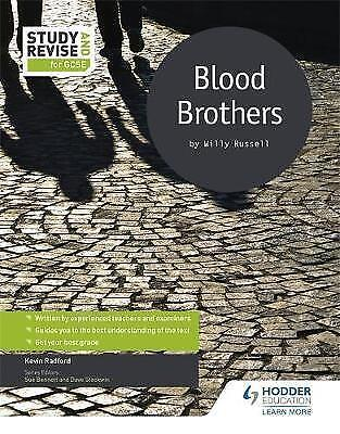 Study and Revise for GCSE: Blood Brothers by Radford, Kevin (Paperback book, 201