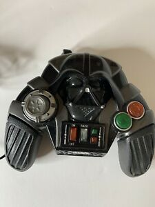 STAR-WARS-Darth-Vader-Video-Game-Controller-Jakks-Pacific-2005-Plug-and-Play