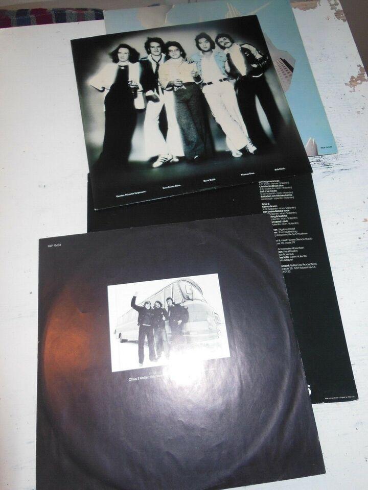 LP, 2 x CV Jørgensen, Rock