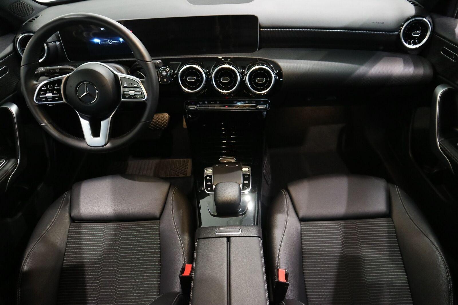 Mercedes A200 1,3 Progressive Advantage aut. - billede 14