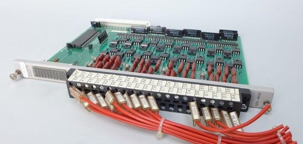 M14 Siemens Texas Instruments 24-110 VAC Output 505-4632