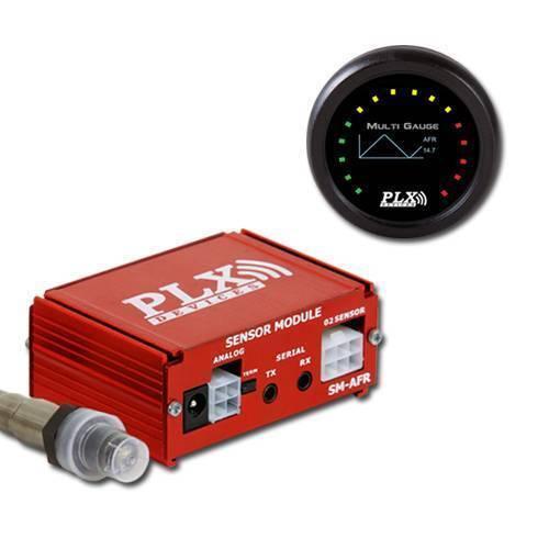 PLX Devices DM-6 52mm with Bosch LSU 4.9 SM-AFR GEN4 Combo PN: C6AFRG4
