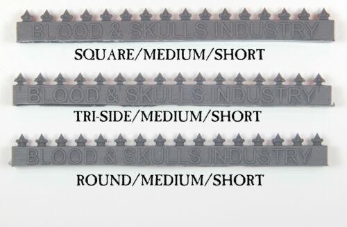 Sampler Medium//Short Spikes