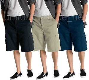 "Dickies Work Shorts Men 13"" Cargo Shorts Loose fit Cotton ..."
