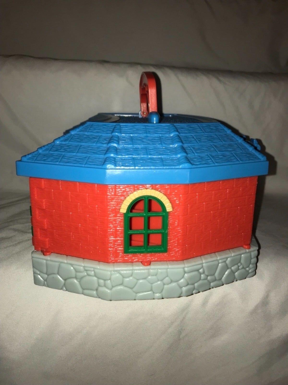 Thomas, spielen der zug & freunde mitnehmen, n spielen Thomas, roundhouse station transportbox a504ec