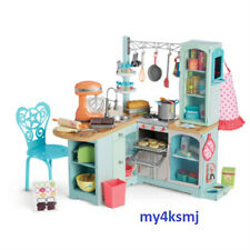 American Girl Gourmet Kitchen Set Tons of Accessories