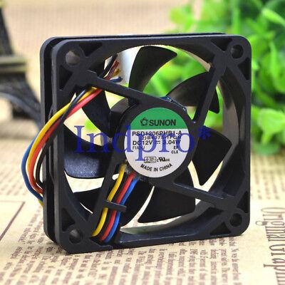 Sunon PMD1204PQB1-A DC12V 4W 40x40x28mm 3 Pin Case//CPU Cooling Fan