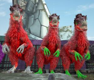 Ark Survival Evolved Xbox One PvE Official | Yuty | x2 Red Yutyrannus Fert Eggs