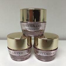 3x ESTEE LAUDER RESILIENCE Lift Firming / Sculpting Eye Creme 0.17oz / 5ml Each