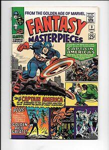 Fantasy-Masterpieces-3-June-1966-Golden-Age-Captain-America