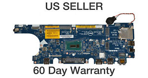 Dell-Latitude-E5250-Laptop-Motherboard-w-Intel-Celeron-3755U-1-70Ghz-CPU-YD3YT