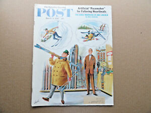 Saturday-Evening-Post-Magazine-March-4-1961-Complete-Pacemaker