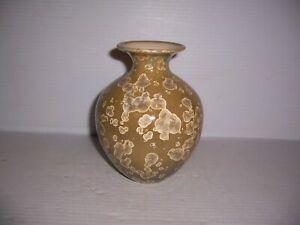 Adam-Egenolf-Ceramic-Crystalline-Glazed-Pottery-Vase-6-1-2-034-x-5-034