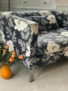 Stupendous Details About Designers Guild Quadro Floral Fabric Large Armchair Loveseat Sofa Caraccident5 Cool Chair Designs And Ideas Caraccident5Info