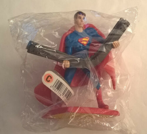 Superman Bully Action Figure Pvc