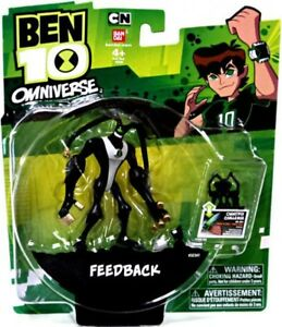 Ben Ten Omniverse figures