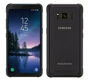 Samsung Galaxy S8 Active SM-G892A - 64GB - Gray (GSM Unlocked) Smartphone