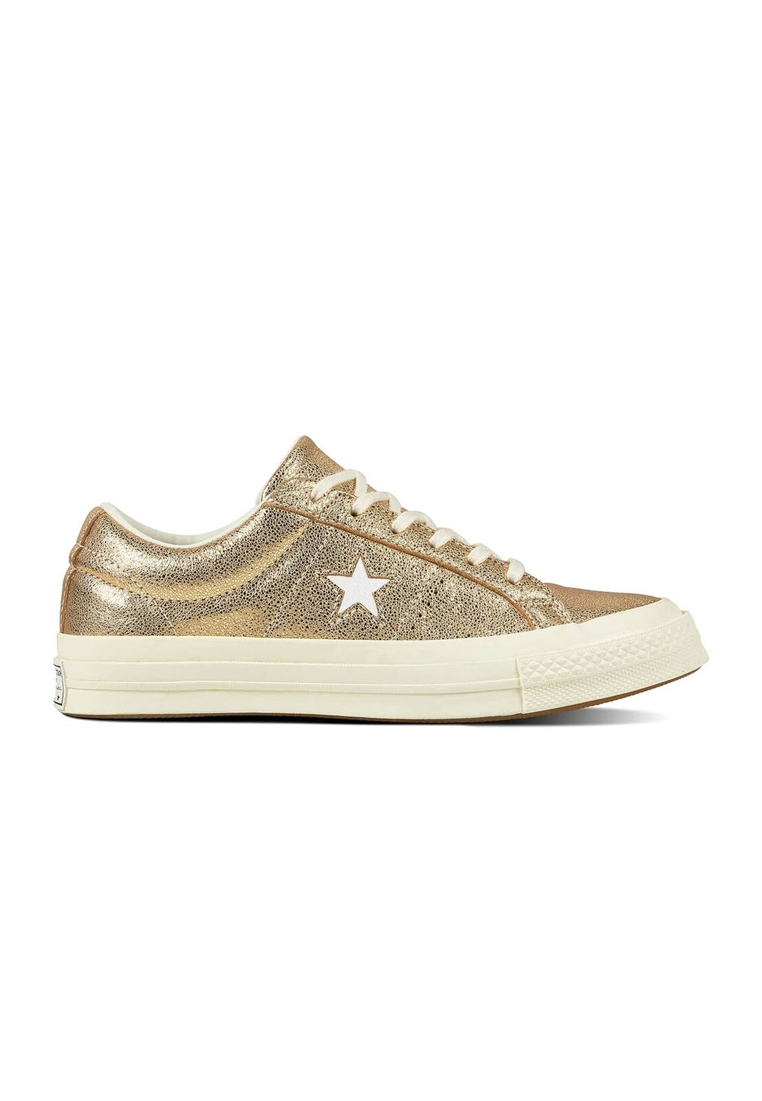 Converse Turnschuhe ONE STAR OX 161589C Gold