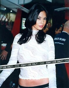 Image Is Loading Tera Patrick Sexy Color Candid 8x10 Photo Hot