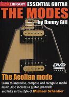 The Aeolian Mode Michael Schenker Essential Guitar: The Modes Series L 000393191
