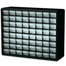 Akro-Mils 64 Drawer Plastic Parts Storage Hardware and Craft ...