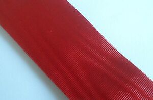 Canadian-Cross-of-Valour-Miniature-Medal-Ribbon-Army-Military-Red-Scarlet