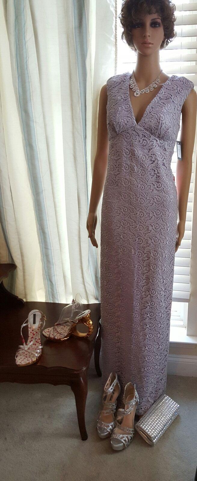 Marina Formal Long Dress SZ 10