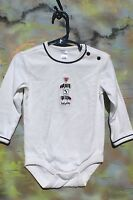 Baby Gap Infant Semi Trucks One Piece Snap 100% Cotton Free Shipping
