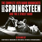 Bruce Springsteen & E Street Band Complete 1978 Radio Broadcasts CD 15cd Set