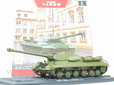 1:43 T-72A sowjetischer Panzer Modimio 1 Soviet Tank Militär Warschauer Pakt NVA
